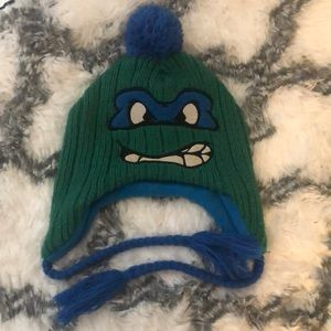 Teenage Mutant Ninja Turtle Beanie 2 items for $25